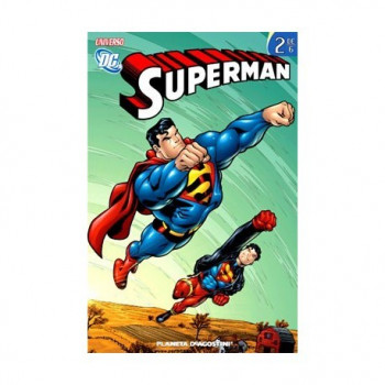 UNIVERSO DC: SUPERMAN 02