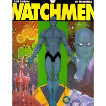 WATCHMEN 02: DR. MANHATTAN