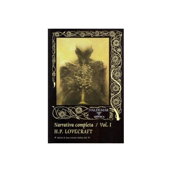 H.P. LOVECRAFT: NARRATIVA COMPLETA 01