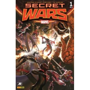 SECRET WARS 01