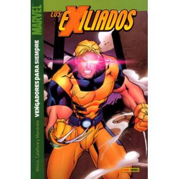 LOS EXILIADOS: VENGADORES...
