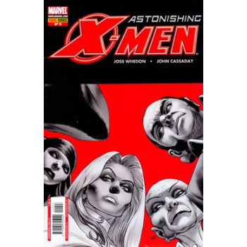 ASTONISHING X-MEN V2 03