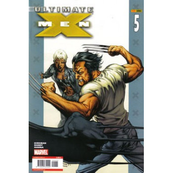 ULTIMATE X-MEN V2 05