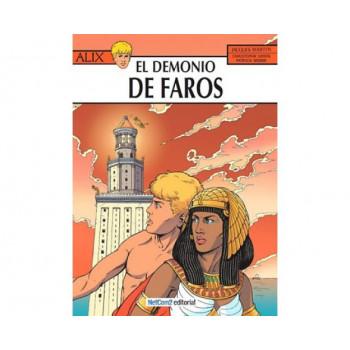 LAS AVENTURAS DE ALIX 27 EL DEMONIO FAROS