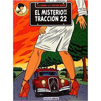 LAS INVESTIGACIONES DE MARGOT 22: EL MISTERIO DE LA TRACCION
