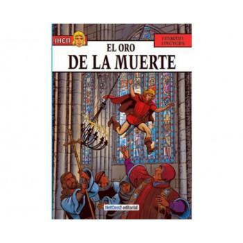 LAS AVENTURAS DE JHEN 01 EL ORO DE LA MUERTE