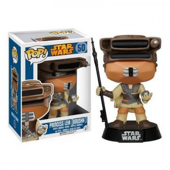 FUNKO POP! 50 PRINCESS LEIA...