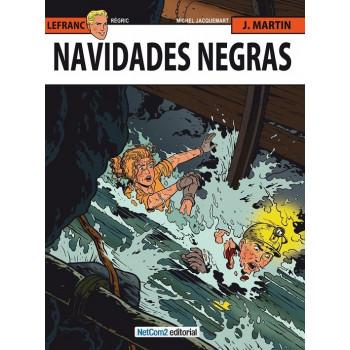 LAS AVENTURAS DE LEFRANC 20 NAVIDADES NEGRAS