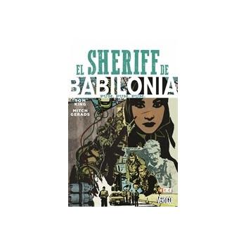 EL SHERIFF DE BABILONIA: PUM. PUM. PUM.