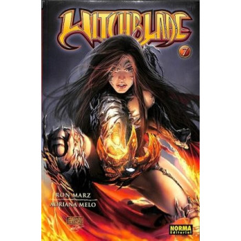 WITCHBLADE 07