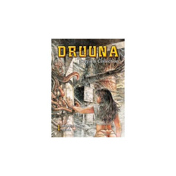 DRUUNA 01 SERPIERI COLLECTION