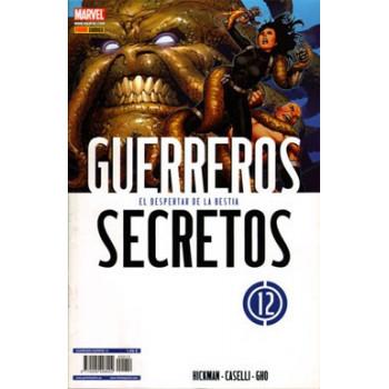 GUERREROS SECRETOS 12