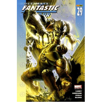 ULTIMATE FANTASTIC FOUR 29