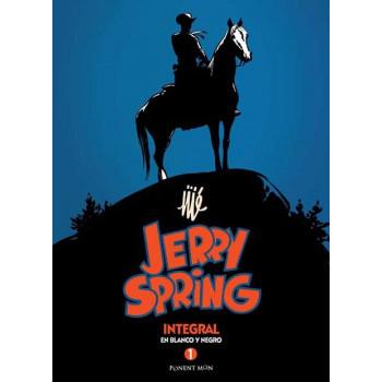 JERRY SPRING INTEGRAL EN BLANCO Y NEGRO 01
