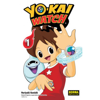 YO KAI WATCH 01