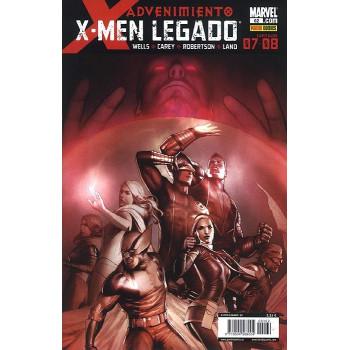 X-MEN LEGADO 62