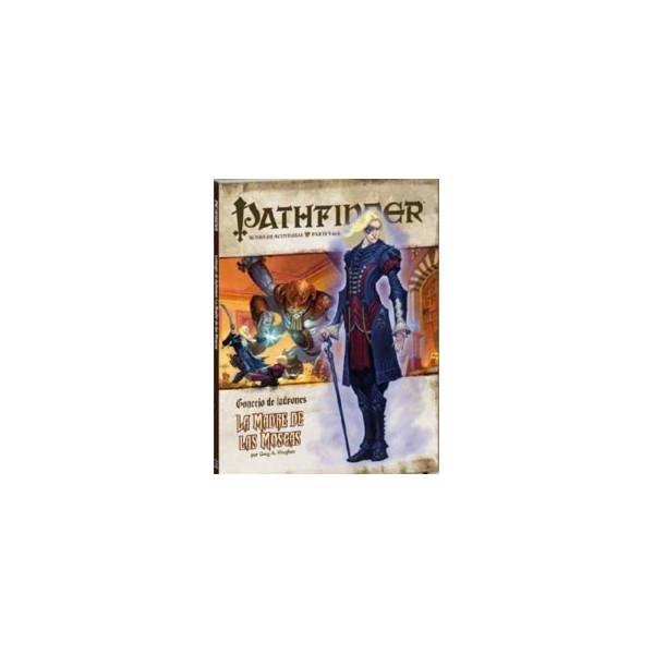 PATHFINDER SENDA DE AVENTURAS 5 DE 6 CONCEJO DE LADRONES LA MADRE DE LAS MOSCAS