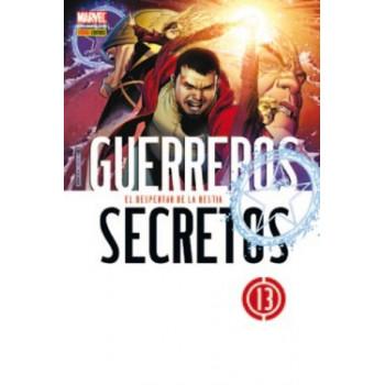 GUERREROS SECRETOS 13