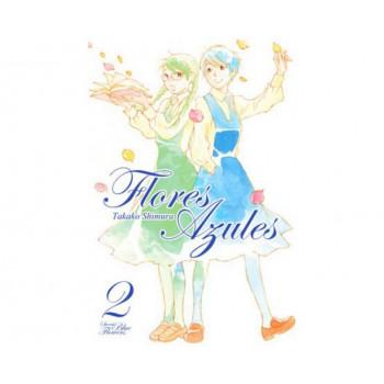 Flores Azules 02