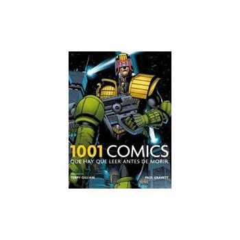 1001 COMICS QUE LEER ANTES DE MORIR