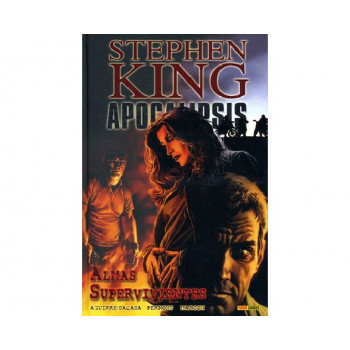 APOCALIPSIS DE STEPHEN KING 03. ALMAS SUPERVIVIENTES