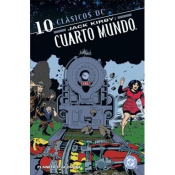 JACK KIRBY: CUARTO MUNDO 10 CLASICOS DC