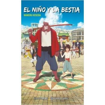 EL NIÑO Y LA BESTIA (NOVELA)