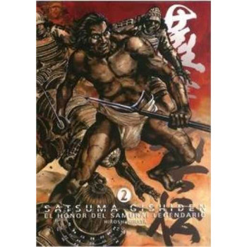 SATSUMA GISHIDEN EL HONOR DEL SAMURAI LEGENDARIO 02
