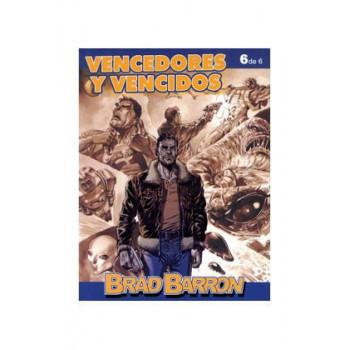 BRAD BARRON 06: VENCEDORES Y VENCIDOS