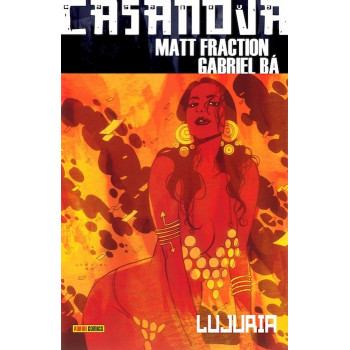 CASANOVA 01: LUJURIA