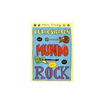 CURIOSIDADES DEL MUNDO DEL ROCK