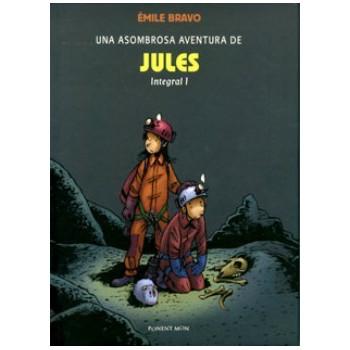 UNA ASOMBROSA AVENTURA DE JULES 01 INTEGRAL