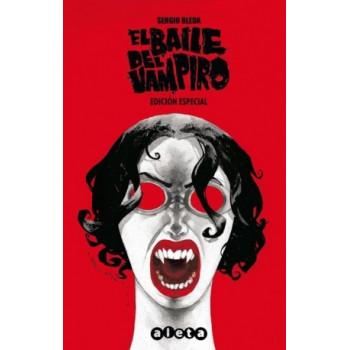 EL BAILE DEL VAMPIRO: EDICION ESPECIAL (CARTONE)