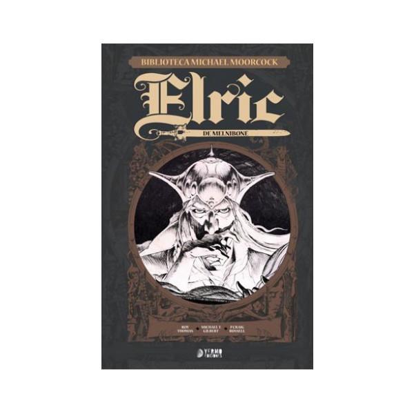 ELRIC DE MELNIBONE 01 (BIBLIOTECA MICHAEL MOORCOCK )