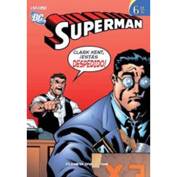 SUPERMAN 06 UNIVERSO DC