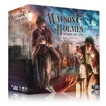 WATSON & HOLMES DIARIOS DEL 221B