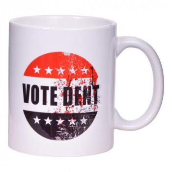 TAZA VOTE DENT WE WANT YOU!...