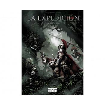 LA EXPEDICION 01: EL LEON...