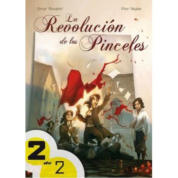 LA REVOLUCION DE LOS PINCELES