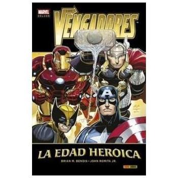 LOS VENGADORES 1. LA EDAD...