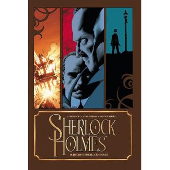 SHERLOCK HOLMES: EL JUICIO DE SHERLOCK HOLMES