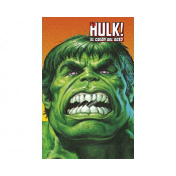 THE HULK: EL COLOR DEL ODIO...