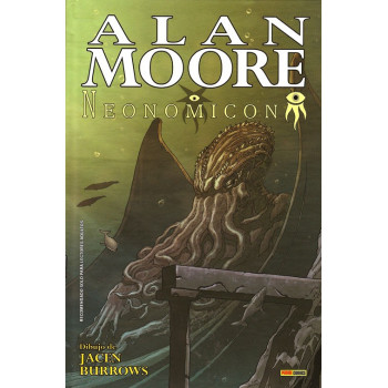 NEONOMICON (ALAN MOORE)