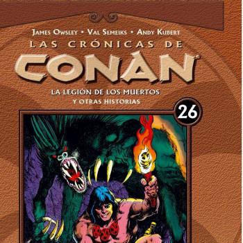 LAS CRONICAS DE CONAN 26