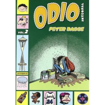 ODIO INTEGRAL 02 (REEDICION)