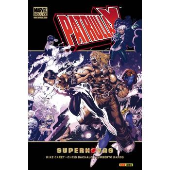 PATRULLA-X: SUPERNOVAS...