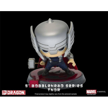 FIGURA THOR BOBBLEHEAD HERO REMIX SERIES ONE 13cm. MARVEL