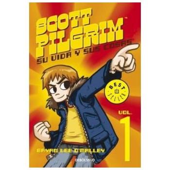 SCOTT PILGRIM 01: SU VIDA Y...