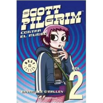 SCOTT PILGRIM 02: CONTRA EL...