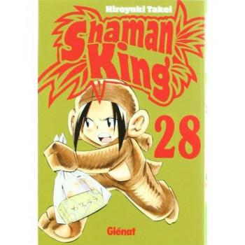 SHAMAN KING 28
